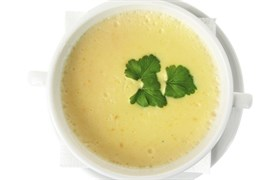 Крем-суп «сырный»