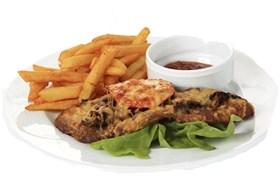 Мясо «Молодежное» из филе куриного