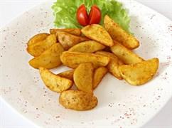 Картофель по — деревенски